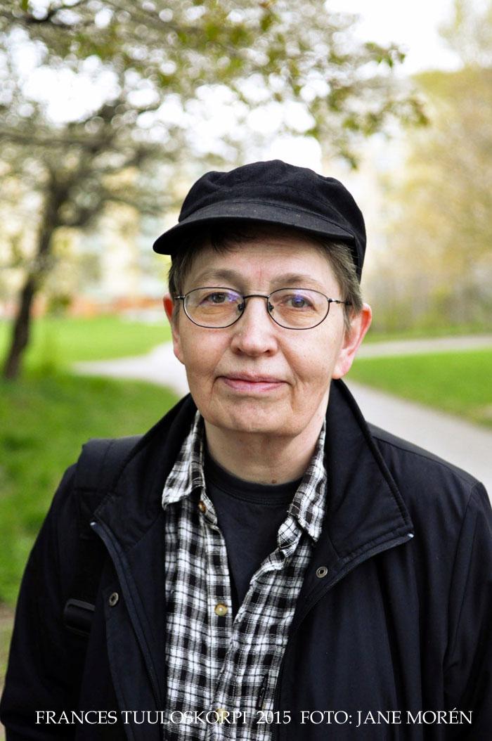 Frances Tuuloskorpi- En för alla – alla för en