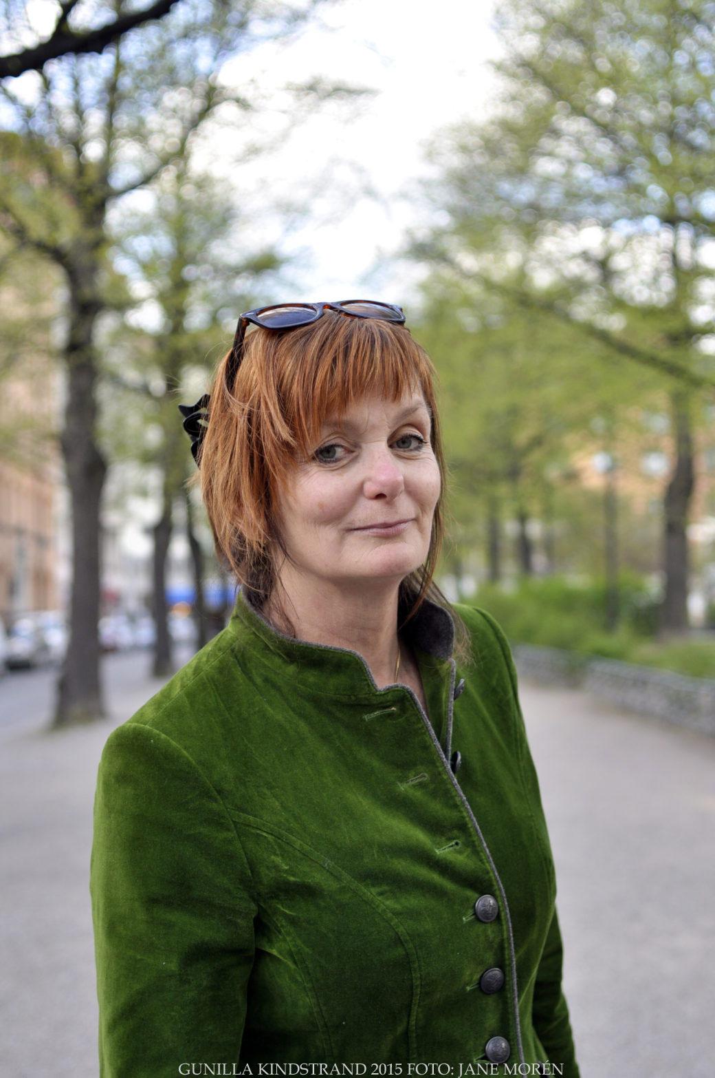 Gunilla Kindstrand- Att söka sin klass och tillhörighet