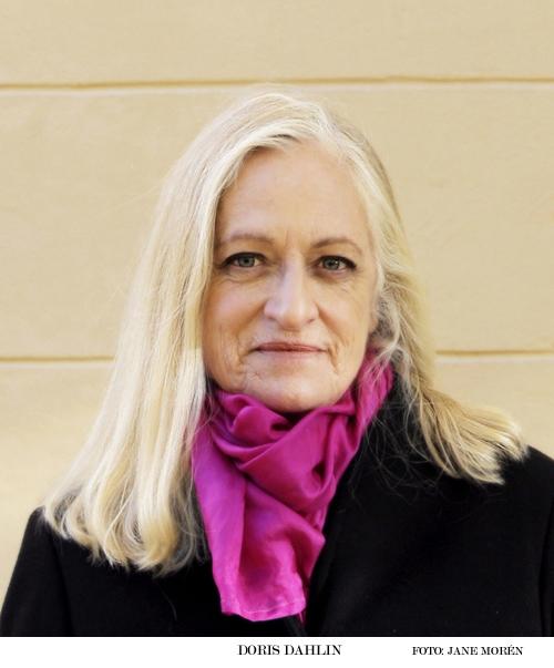 Intervju: Doris Dahlin- Alltid med pennan vässad