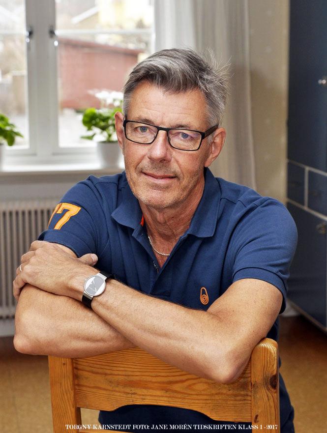 Intervju: Torgny Karnstedt
