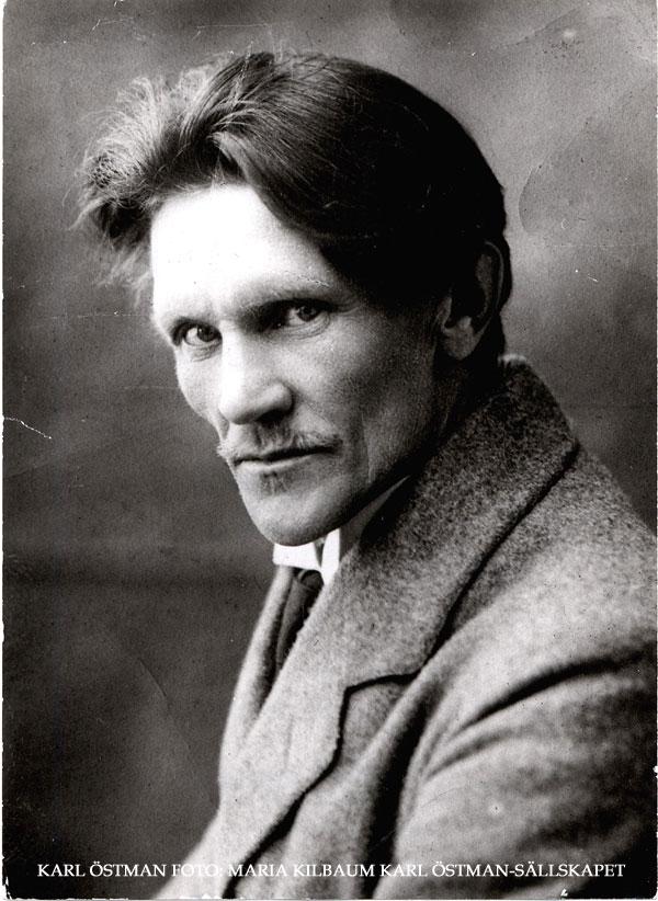 Sågverkens författare Karl Östman