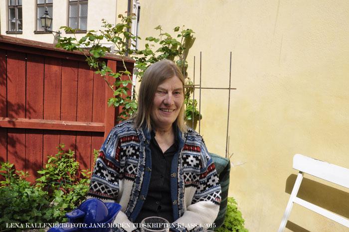 Mötet med Lena Kallenberg: Vart är vi på väg?