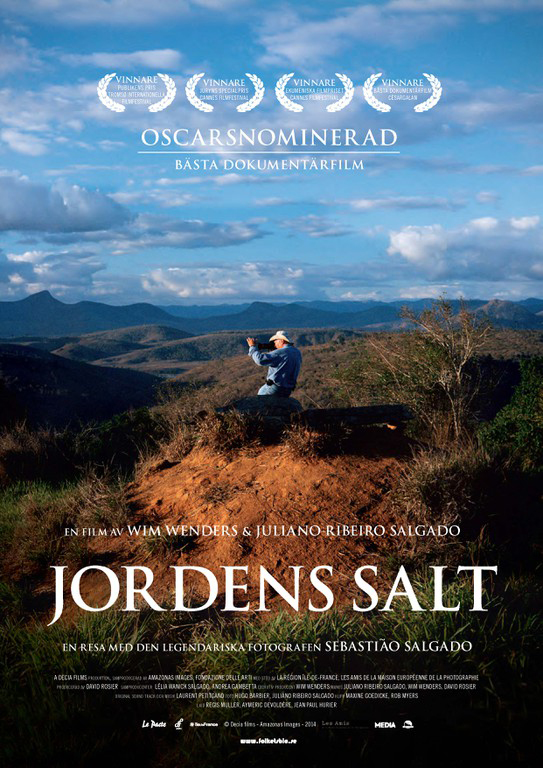 Recension Film- Jordens salt