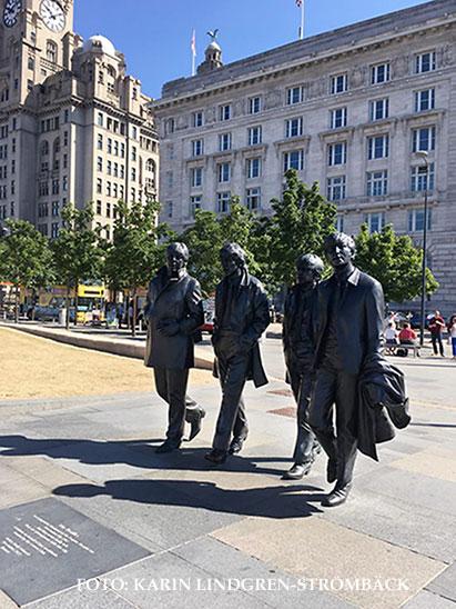 Buddy Holly, Beatles och klass