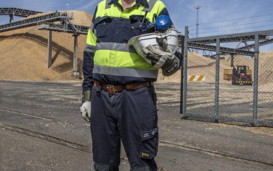 Intervju med Kjell Johansson, pappersarbetare